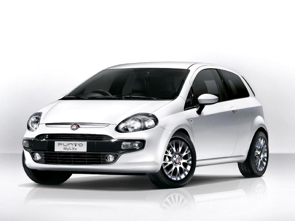 fiat punto, medium category car, car rental crete, chania, heraklion, rethimno, agios nikolaos, airport or port