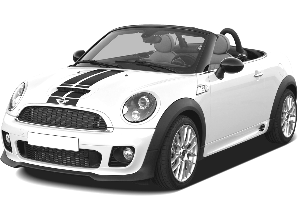 BMW Mini cooper cabrio, convertible category, car rental, car hire crete, chania airport, heraklion airport