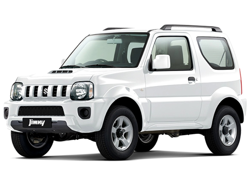 Suzuki Jimny 4x4, jeep car rental, crete car hire, best prices