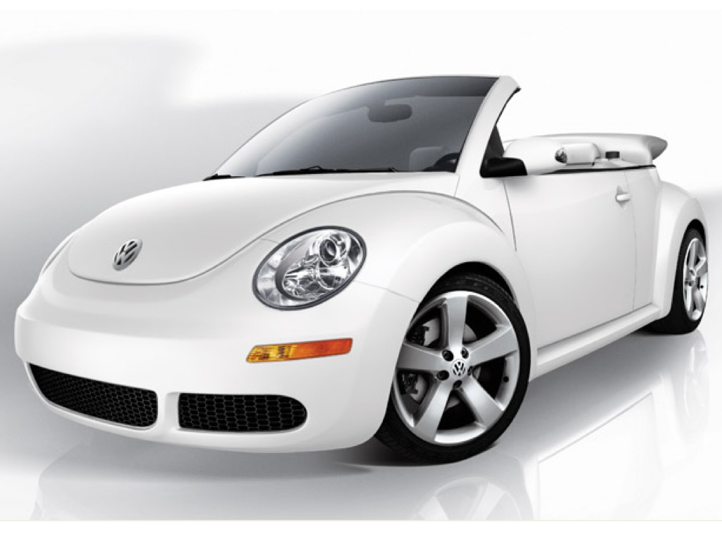 Vw beetle, cabrio automatic, convertible, luxury car, car rental, car hire crete, chania airport, heraklion airport