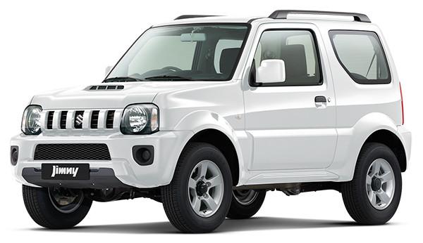 Suzuki Jimny 4x4, jeep car rental, crete car hire, best prices