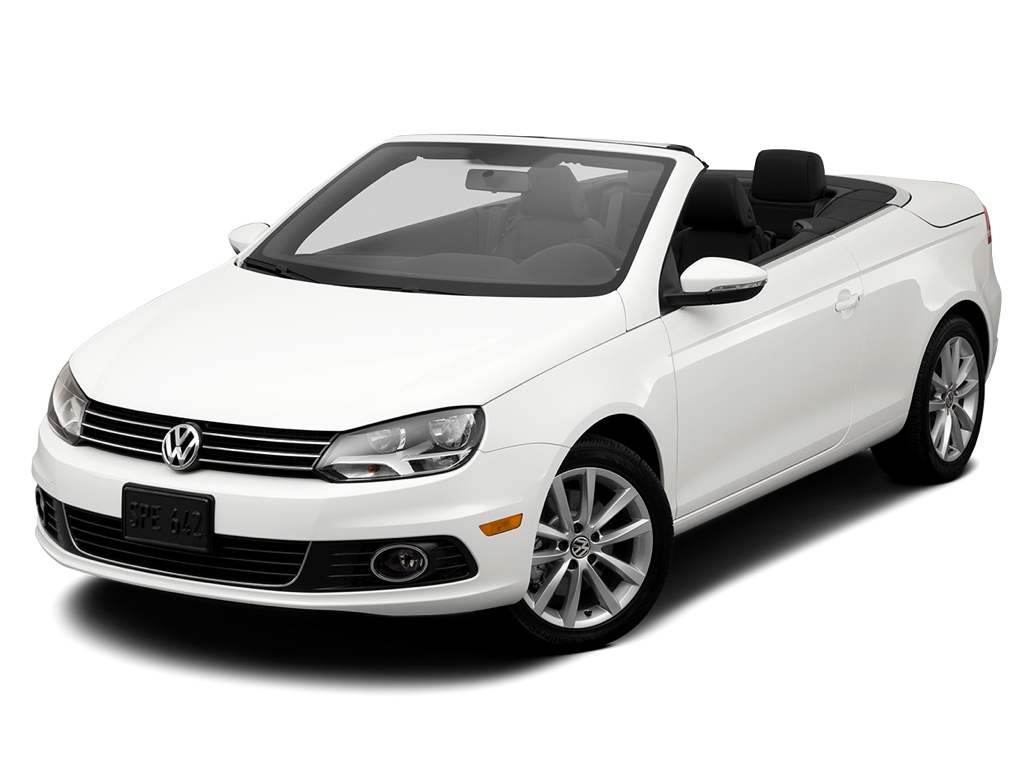 Vw Eos cabrio automatic, convertible, luxury car, car rental, car hire crete, chania airport, heraklion airport