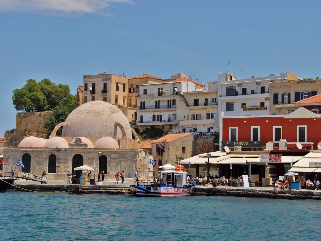 chania old venetian port, chania town, chania travel guide, things to do