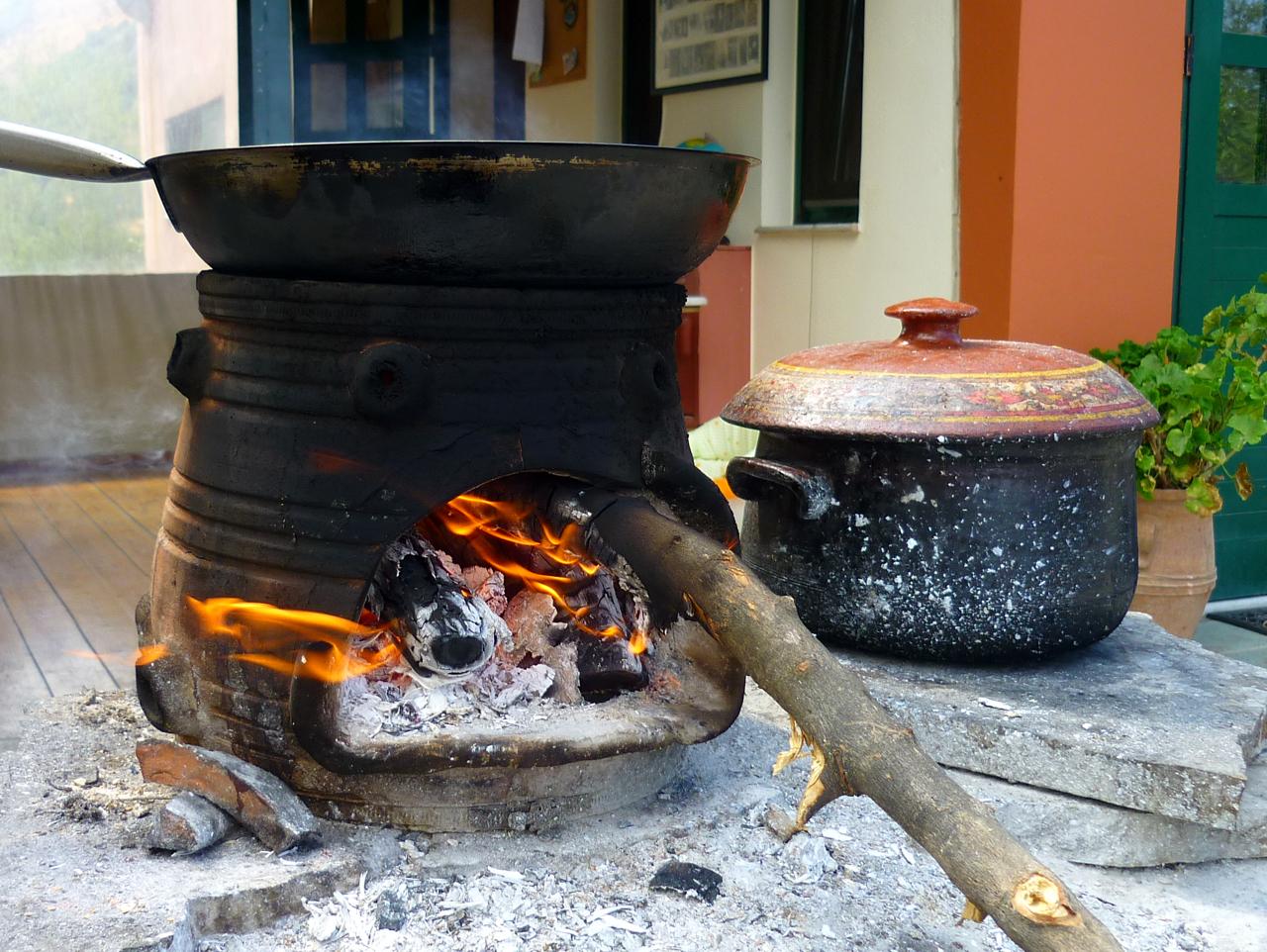 dounias taverna, chania crete, best eateries, crete