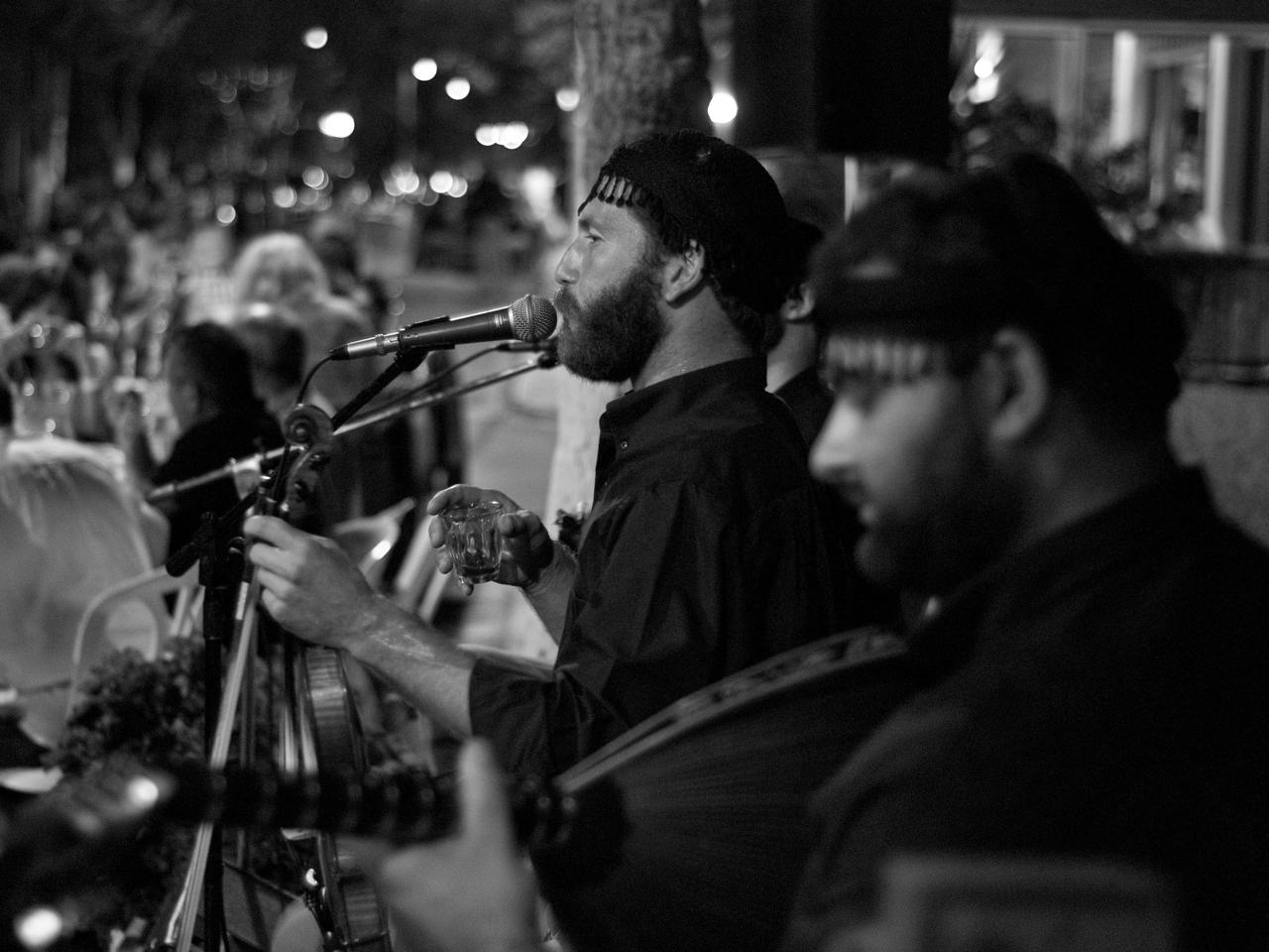 cretan fiesta, cretan music, musicians of Crete, car rental, car hire